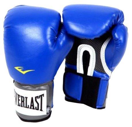 Боксерские перчатки Everlast PU Pro style anti-MB youth