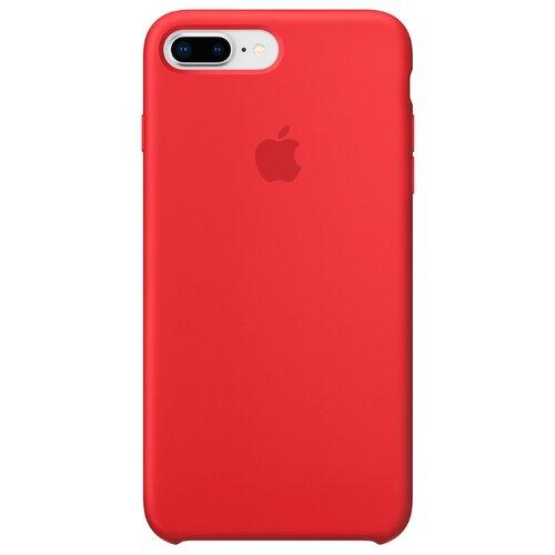 Чехол Apple силиконовый для iPhone 8 Plus / 7 Plus PRODUCT (RED)Чехлы<br>