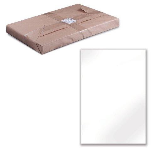 Белый картон BRAUBERG, A3, 100 л.