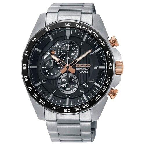 цена Наручные часы SEIKO SSB323 онлайн в 2017 году