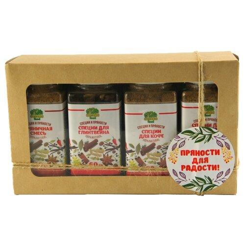 Organic Food Набор специй Специальный набор №1, 300 г
