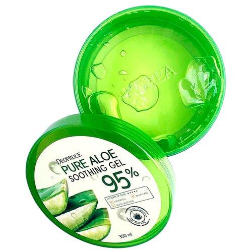 Гель для тела Deoproce Pure Aloe 95% Soothing Gel, 300 мл