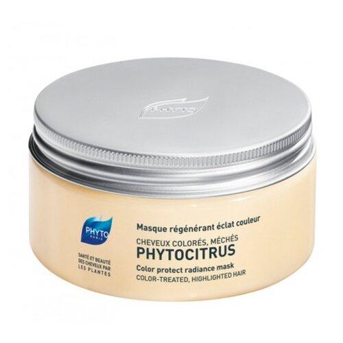 PHYTO Phytocitrus Маска для ухода за окрашенными волосами, 200 мл kydra by phyto купить в москве