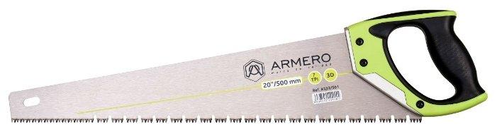Ножовка по дереву Armero A533/501 500 мм