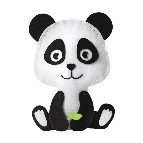 Купить Feltrica Набор для изготовления мягкая игрушка Панда (4627130656585), Изготовление кукол и игрушек