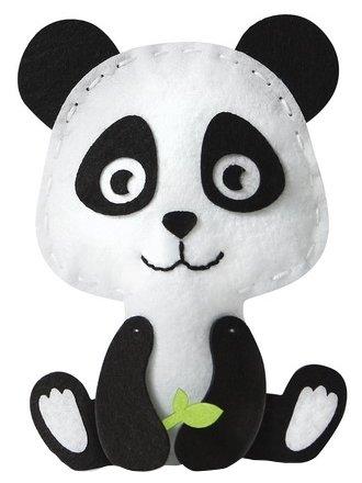 Feltrica Набор для изготовления мягкая игрушка Панда (4627130656585)