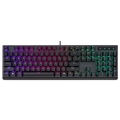 Клавиатура Cooler Master MasterKeys MK750 Red Switch Black USB