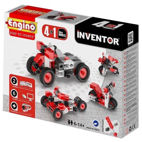 цена на Конструктор ENGINO Inventor (Pico Builds) 0432 Мотоциклы