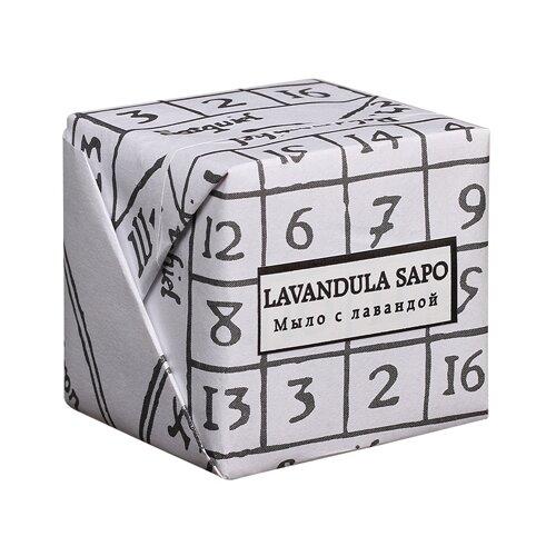 цена Мыло Laboratorium Lavandula Sapo c лавандой, 110 г онлайн в 2017 году