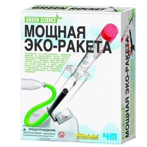 Купить Набор 4M Мощная эко-ракета 00-03298, Наборы для исследований