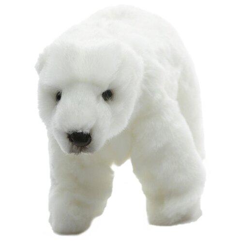 Купить Мягкая игрушка Hansa Полярный медведь стоящий 18 см, Мягкие игрушки