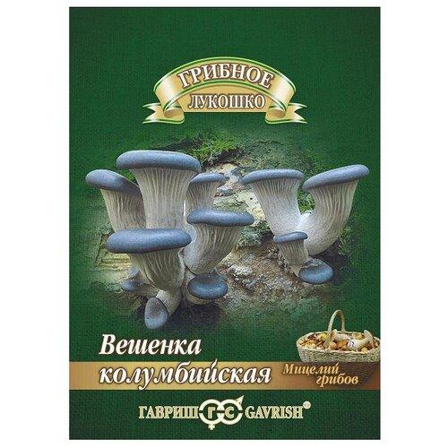 Мицелий грибов Гавриш Грибное лукошко Вешенка Колумбийская на древесной палочке 12 шт.