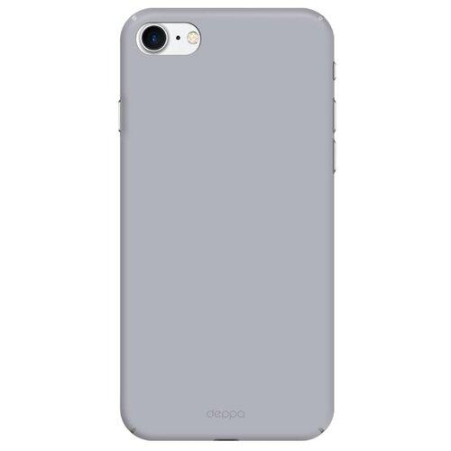 Чехол-накладка Deppa Air Case для Apple iPhone 7/iPhone 8 серебристый