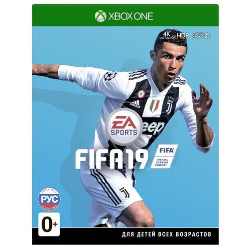 Игра для Xbox ONE FIFA 19