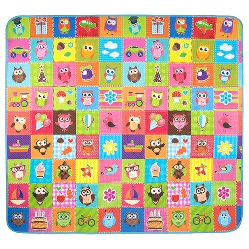 Коврик Mambobaby Совята (014ТМ), Игровые коврики  - купить со скидкой