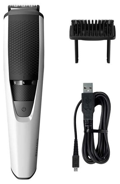 Philips Машинка для бороды и усов Philips BT3202 Series 3000