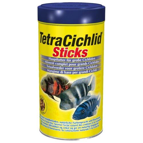 Сухой корм Tetra Cichlid Sticks для рыб 1000 млКорма для рыб и рептилий<br>