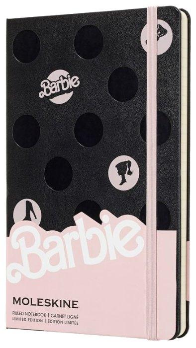 Блокнот Moleskine Barbie 130x210, 120 листов 1028514(LEBRQP060)