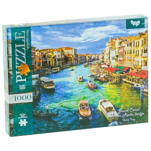 Купить Пазл Danko Toys Венеция (C1000-09-08), 1000 дет., Пазлы