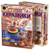 Натуральная глина Фантазёр Студия керамики Фужеры (218002)