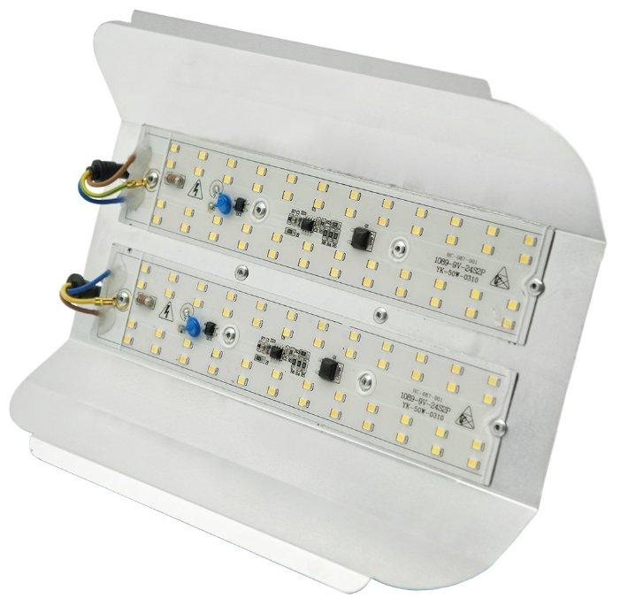 Светодиодный светильник Glanzen RPD-0001-100 17.5 см