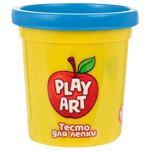 Масса для лепки Play Art 1 банка 85 г синий (PA-3167-PB) масса для лепки play art 1 банка 85 г оранжевый pa 3167 o