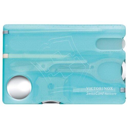 Швейцарская карточка Nailcare VICTORINOX голубой