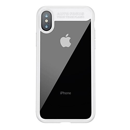 Фото - Чехол-накладка Baseus Suthin case для Apple iPhone X white чехол накладка baseus thin case для apple iphone x black