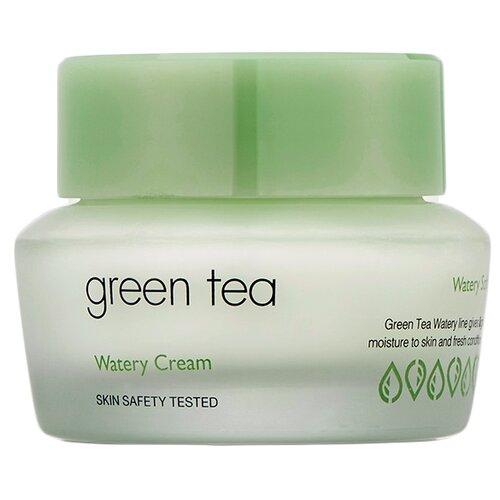 ItS SKIN Green Tea Watery Cream Крем для лица для жирной и комбинированной кожи, 50 млУвлажнение и питание<br>