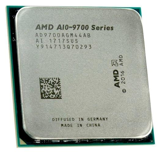 Процессор AMD A10 Bristol Ridge