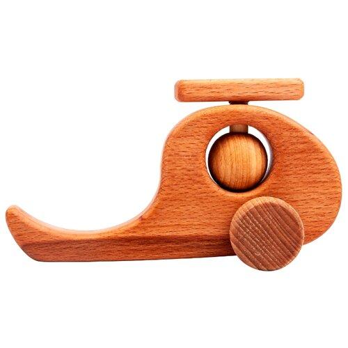 Купить Каталка-игрушка Волшебное дерево Мини-вертолет (54vd02-17) дерево, Каталки и качалки