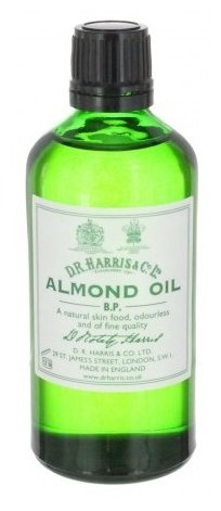 D.R. Harris Масло для бороды Almond Oil