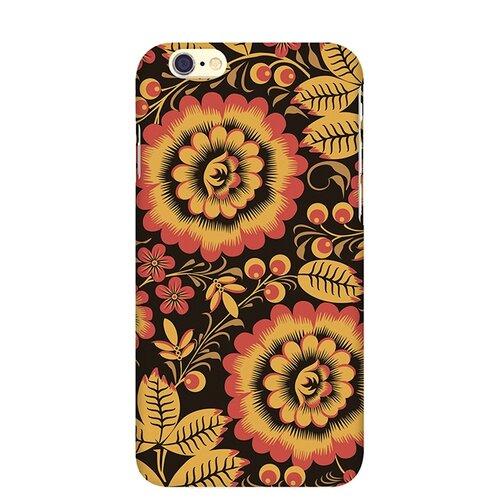 Купить Чехол Mitya Veselkov IP6.МITYA-025 для Apple iPhone 6/iPhone 6S хохлома