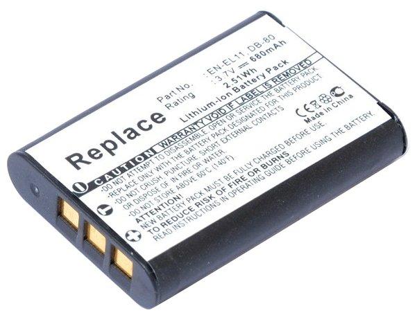 Аккумулятор Pitatel SEB-PV510