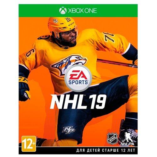 Игра для Xbox ONE NHL 19