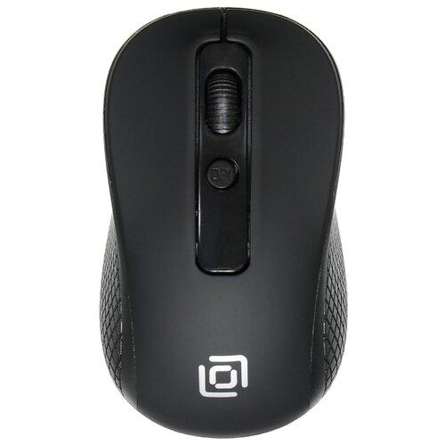 цена на Мышь OKLICK 645MW Black USB