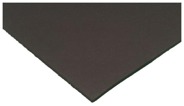 Черный картон, крашенный в массе, 1,5 мм, 20x30 см, 5 штук