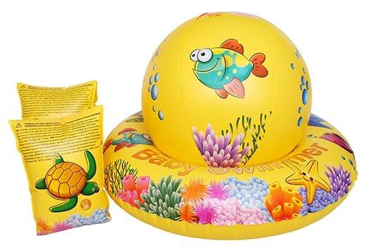 Набор для пляжа Baby Swimmer ЯВ155817