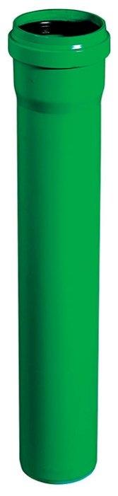 Канализационная труба Ostendorf ливневая полипропиленовая KG 2000EM 110x3.4x1000 мм