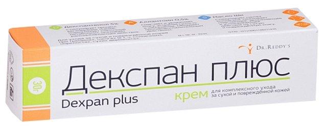 Декспан Плюс крем туба 30 г №1