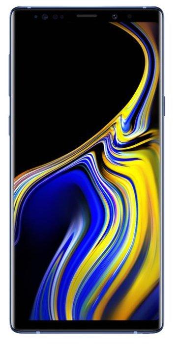 Смартфон Samsung Galaxy Note 9 128gb Midnight Black