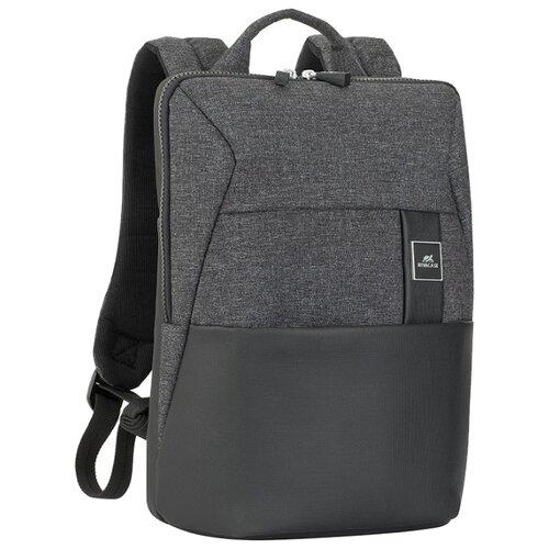 Рюкзак RIVACASE 8825 black melange рюкзак rivacase 8861 black melange