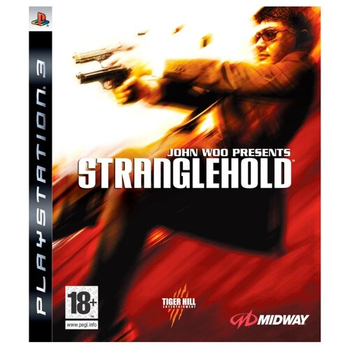 Игра для PlayStation 3 Stranglehold