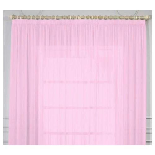 Тюль Amore Mio RR 2053 на ленте 270 см розовый IP bedding set double euro amore mio fiona sky blue