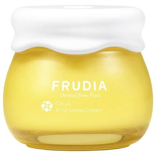 Frudia Citrus Brightening Cream Осветляющий крем для лица с экстрактом цедры мандарина, 55 г лучший осветляющий крем для лица