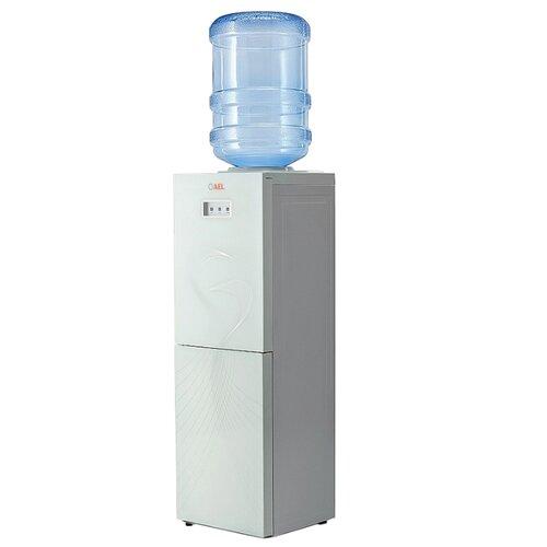 Напольный кулер AEL LC-AEL-602B белыйКулеры для воды и питьевые фонтанчики<br>