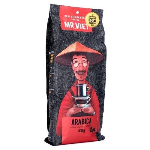Кофе в зернах Sense Asia Mr. Viet Arabica, арабика, 500 г communicating with asia