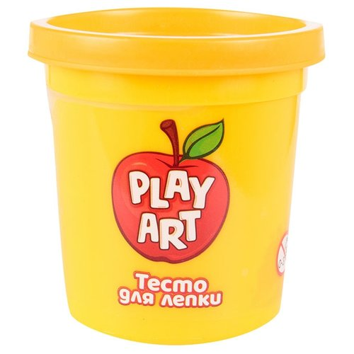 Масса для лепки Play Art 1 банка 85 г оранжевый (PA-3167-O) масса для лепки play art 1 банка 85 г оранжевый pa 3167 o