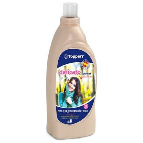 Гель Topperr DELICATE А1617, 1 л, бутылка