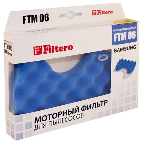 Filtero Моторные фильтры FTM 06 1 шт.